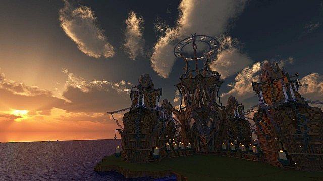 A Build by A360P on the Creative Server