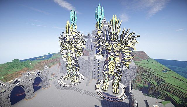 A Build by peterian66 on the Creative Server