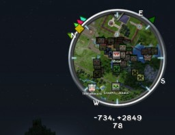 VoxelMap 1.13 Minecraft