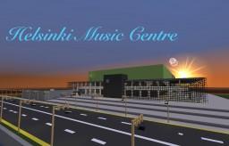 Helsinki Music Centre - Musiikkitalo Minecraft