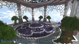 VertexMC SGU Island Centre [Comission] Minecraft