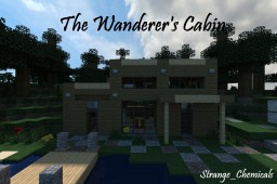 The Wanderer's Cabin [Schematic] [World Download] [Seed] Minecraft Map & Project