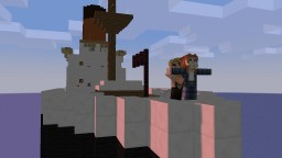 Titanic build v1.4 Minecraft Project