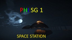 PHI survival games 1 Space station [IN PROGRESS] Minecraft Map & Project