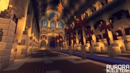 UHC Spawn & PvP Arena Minecraft Map & Project