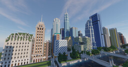 City of Atheria Minecraft Map & Project