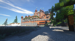 Town of Astorga Minecraft Map & Project