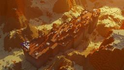 """""""Desert"""" PaintSquad Map Minecraft Map & Project"""