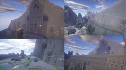 Gabilgathol, Dwelling of the Broadbeam Clan in the Ered luin (Belegost) Minecraft Map & Project
