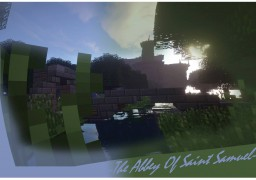 -The Abbey Of Saint Samuel- Minecraft Map & Project