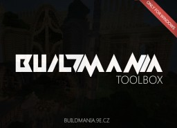 [APP] BuildMania ToolBox Minecraft Mod