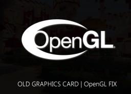 OpenGL Patch Minecraft Mod