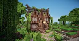 Dragoncrest Estate Minecraft Map & Project