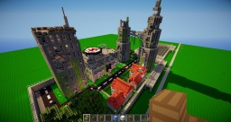 THE_SPUDZER's pvp arenas Minecraft Map & Project