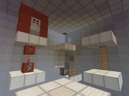 Redstone laboratory Minecraft Map & Project