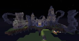 Floating islands- team deathmatch map Minecraft Map & Project
