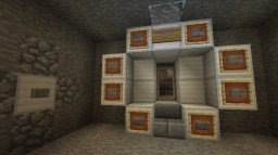 Vault 102 Minecraft Map & Project