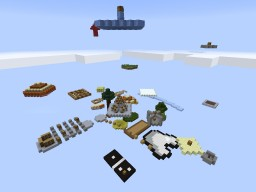 Crazy Plates 2: Another Spleef Game! Minecraft Map & Project