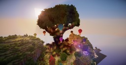 Giant Tree Plot - Vadact Creative Server Minecraft
