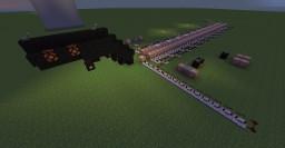 Star Wars Blaster in Minecraft Minecraft Map & Project