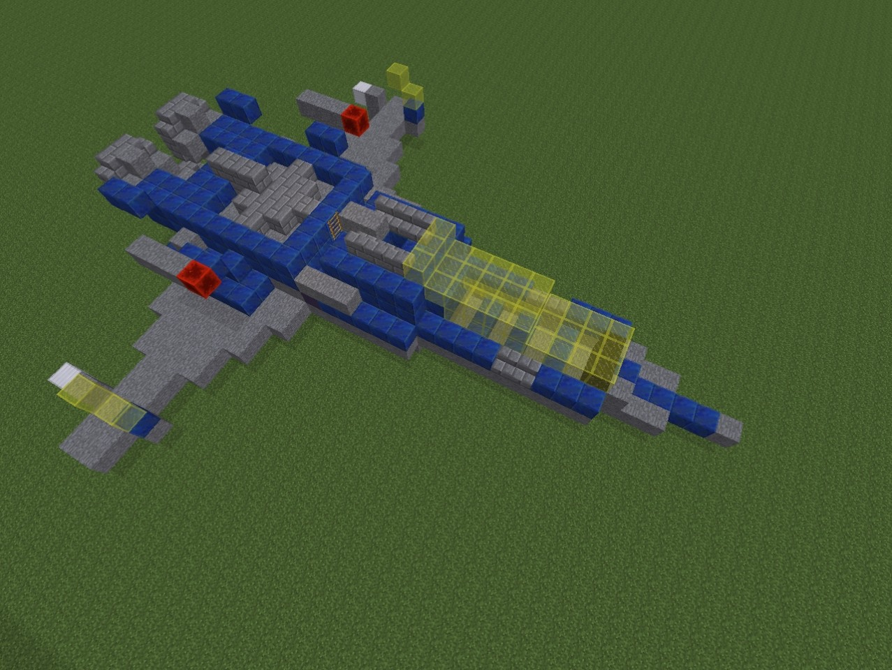 how to make a ship in minecraft that moves