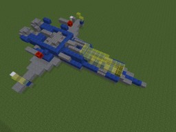 The LEGO Movie: Benny's Spaceship Minecraft Map & Project