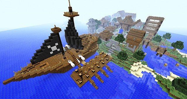 The Pirate Cove