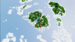 Tal'Haar - Head Into the Clouds Contest Minecraft Map & Project