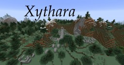 Xythara Minecraft Map & Project