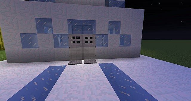 how to make compressed ice in minecraft