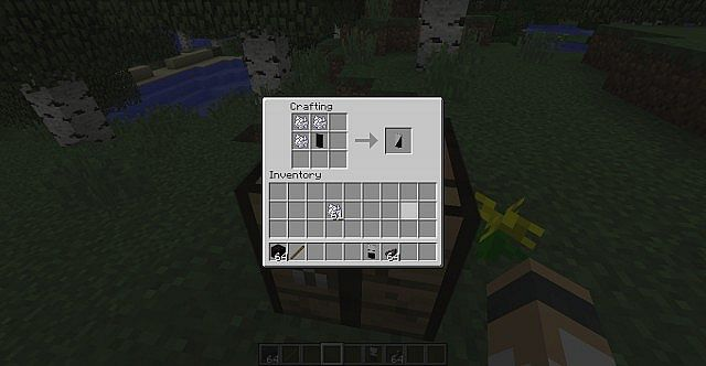 how to make a tameable skeleton in minecraft