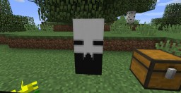 Snapshot 14w30b Fanged Skeleton Flag