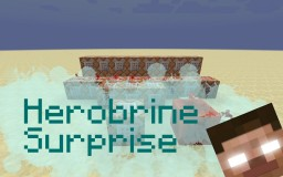 Herobrine Surprise (14w30a) Minecraft Project