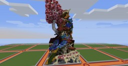 Another Organic Structure Minecraft Map & Project