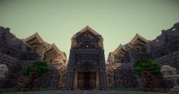 Blaen Castle [Hub for Blank] Minecraft Map & Project