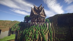 Basic Medieval House (Schematic) Minecraft Map & Project