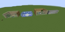 1v1 Maps Minecraft Map & Project