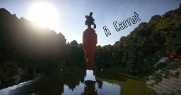 A Carrot - a project by nammerbom Minecraft Project
