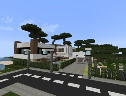 Modern House #2 | + download Minecraft