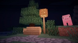 The lonely Bench Minecraft Map & Project