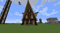 Jarl's Longhouse Minecraft