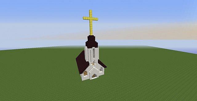 Replica of Jesus Church from DarkMatter2525 - If God ...