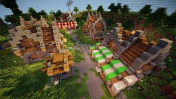 Hide-and-Seek/Trouble in Mineville-Map | Free Download | Video | German Minecraft