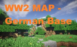 WW2 - World War II - German Base Map