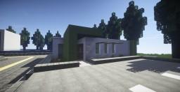 LeSol- small modern restaurant  WoK  Minecraft Map & Project