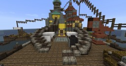 Fizzels and Pozziks turbo steamer Minecraft Map & Project