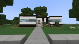 Opposito (A Modern House) Minecraft