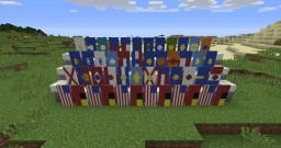 Minecraft 14w30a flags: U.S. States! Minecraft Blog