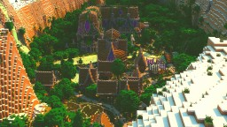 Crafters Academy Spawn Minecraft Map & Project