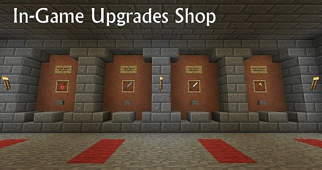 Earn points and buy upgrades to help you win.